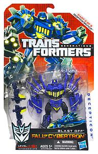 Transformers Generations Series Deluxe Class Blast Off