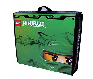 Neat-Oh! ZipBin LEGO Ninjago Battle Case (Green)