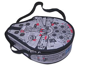 Neat-Oh! ZipBin LEGO Star Wars Large Millennium Falcon Messenger Bag