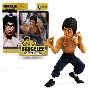 "Bruce Lee: 6"" Fanatiks (Scratches) Figure"