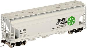 ACF 3560 Covered Hopper - TG (3560)