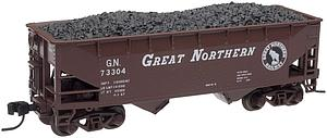 2-Bay Offset Side Hopper - Great Northern (40843)