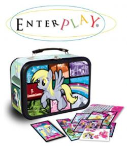 My Little Pony Friendship is Magic Trading Cards: Friendship is Magic Collector Tins