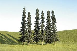 "8"" - 10"" Conifer Trees [3 Pieces] (32203)"