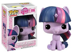 Pop! My Little Pony Vinyl Figure Twilight Sparkle #06 (Vaulted) (Vaulted)