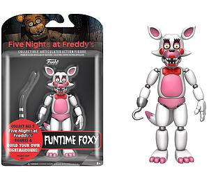 Five Nights at Freddy's Series 2: Funtime Foxy