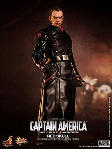 Marvel Captain America: The First Avenger (2011) 1/6 Scale Figure Red Skull