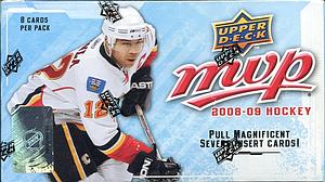 2008-09 NHL Upper Deck MVP Blaster Box