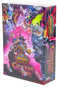 World of Warcraft Trading Card Game The Caverns of Time: Raid Deck
