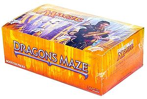 Magic the Gathering: Dragon's Maze - Booster Box