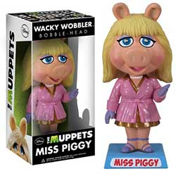 Wacky Wobblers The Muppets Bobbleheads: Miss Piggy