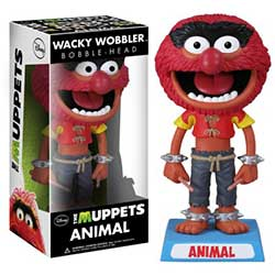 Wacky Wobblers The Muppets Bobbleheads: Animal