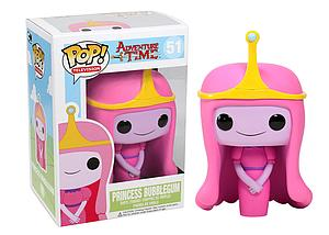 Pop! Television Adventure Time Vinyl Figure Princess Bubblegum #51 (Vaulted)