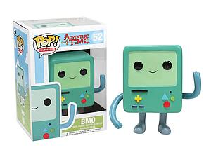 Pop! Television Adventure Time Vinyl Figure BMO #52 (Vaulted)