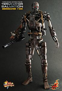 Terminator Salvation (2009) 1/6 Scale Figure Endoskeleton T-600