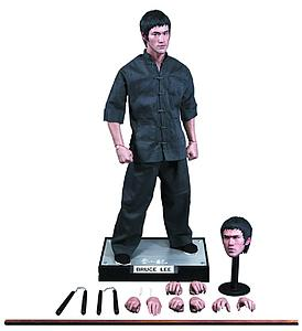 "Enterbay Bruce Lee 18"" Doll Figure HD Masterpiece Series - Bruce Lee HD"