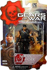 "Gears of War 2"": Marcus Fenix with Retro Lancer"