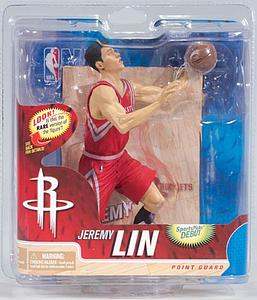 NBA Sportspicks Series 21: Jeremy Lin (Houston Rockets) [Chase]