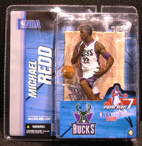 NBA Sportspicks Series 7: Michael Redd (Milwaukee Bucks)