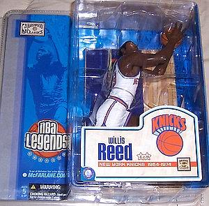 NBA Legends Series 1: Willis Reed (New York Knicks)