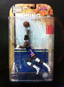 NBA Legends Series 3: Patrick Ewing (New York Knicks) [Variant]