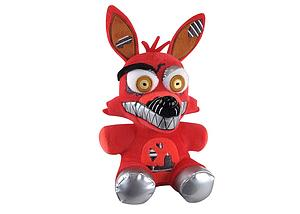 Five Nights at Freddy's Series 2 Plush: Nightmare Foxy