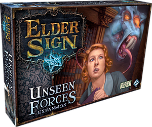 Elder Sign: Unseen Forces