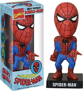 Wacky Wobblers The Amazing Spider-Man Marvel Comics Bobbleheads: Spider-Man