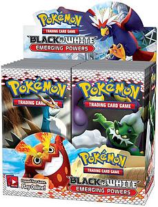 Pokemon Trading Card Game: Black & White Emerging Powers Booster Box (36 Packs)