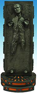 Star Wars Hans Solo in Carbonite Bust Bank