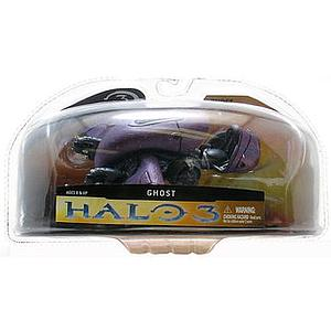 "Halo 3 Series 1 3"" Vehicle: Ghost"