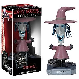 Wacky Wobblers The Nightmare Before Christmas Bobbleheads: Shock
