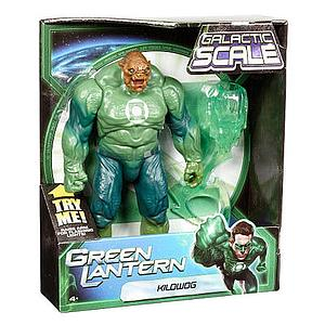 Mattel Green Lantern Movie Galactic Scale: Kilowog