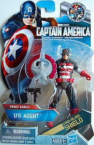 Captain America Marvel Movie: US Agent
