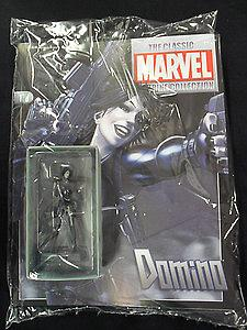 Classic Marvel Figurine Collection Issue #178: Domino