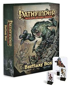 Pathfinder Roleplaying Game: Bestiary Box