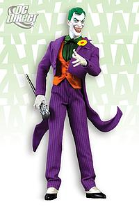 "DC Direct 13"" Deluxe Collector Figure Batman 13"" Series The Joker"