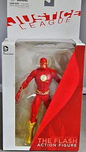 "DC Direct The New 52 Justice League 6"" Series 1 Flash"