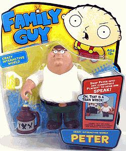 Family Guy Series 1: Peter