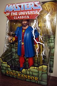 "He-Man & the Masters of the Universe Classics 6"": King Randor Eternal Palace (Filmation Look)"