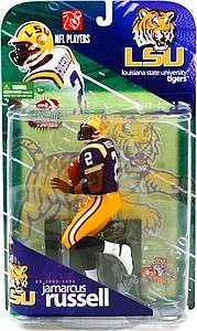NFL Players: Jamarcus Russell (Louisiana State University Tigers) [Variant]