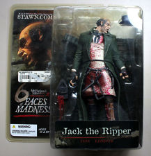 Monsters Series 3 6 Faces of Darkness: Jack the Ripper