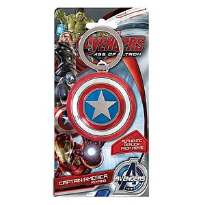 Marvel Avengers Age of Ultron Keychain: Captain America Shield