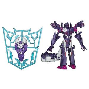 Transformers Robots in Disguise Mini-Con Deployers Decepticon Fracture & Airazor Figures