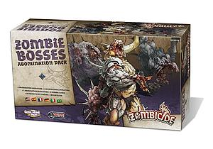 Zombicide: Zombie Bosses Abomination Pack