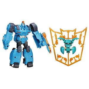 Transformers Robots in Disguise Mini-Con Deployers Overload & Backtrack
