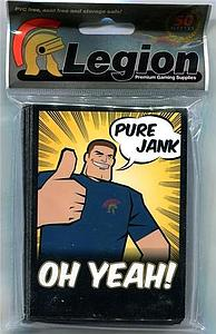 Pure Jank Standard Card Sleeves (67mm x 92mm)