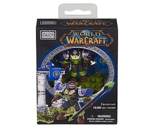 Mega Bloks World of Warcraft: Ironoak
