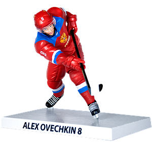 NHL 2016 World Cup of Hockey Alexander Ovechkin (Russia)