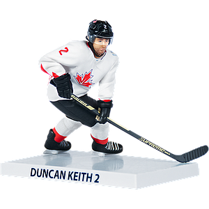NHL 2016 World Cup of Hockey Duncan Keith (Canada)